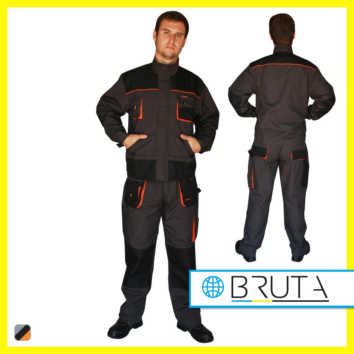 3c9a276a54 Ubranie robocze standard CLASSIC